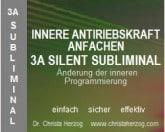 Innere Antriebskraft anfachen 3A Silent Subliminal