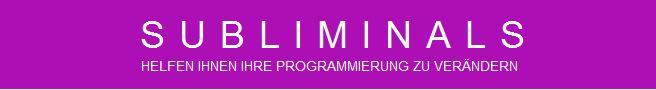 subliminals verändern programmierung