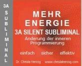 Mehr Energie 3A Silent Subliminal