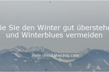 Wie den Winter überstehen